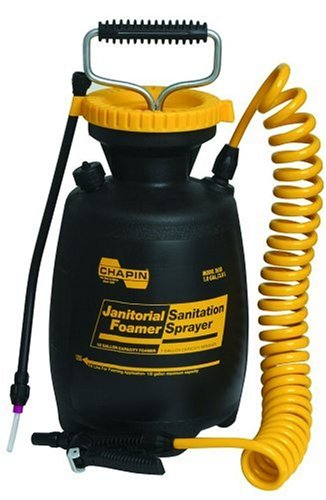 Chapin Industrial 1-Gallon Janitorial/Sanitation Poly Foamer/Sprayer 2658