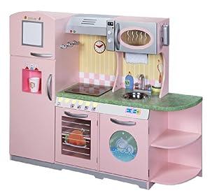 Teamson Kids Ultimate Kitchen Pink Toys Games