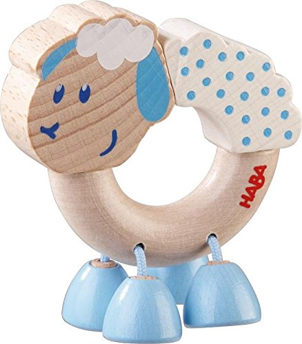 HABA Little Sheep Clutching toy