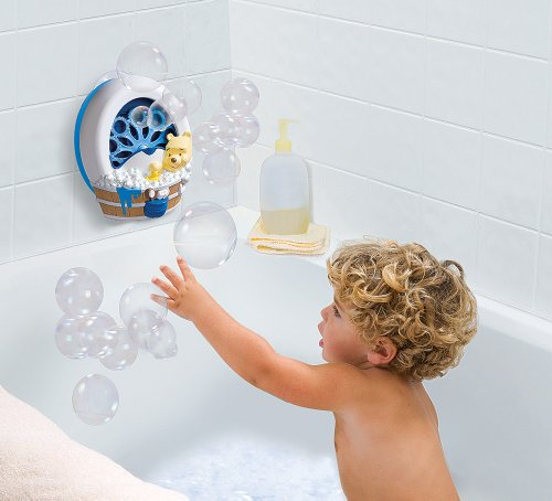 Disney Tub Time Bubble Maker, Winnie the Pooh