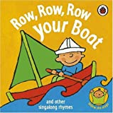 Marjolein Pottie Row, Row, Row Your Boat (Rhymes)