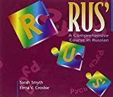 img - for RUS': A Comprehensive Course in Russian Set of 5 Audio CDs book / textbook / text book
