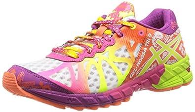Femmes Asics Gel-noosa Tri 9 - Asics Gel Noosa Femmes Fonctionnement Chaussures Dp B00rczc71g De
