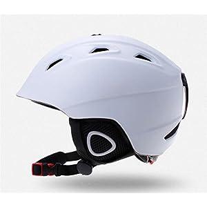 Rainbow flower Double plate snowboarding helmet adult men and women outdoor light helmet protective gear sports equipment