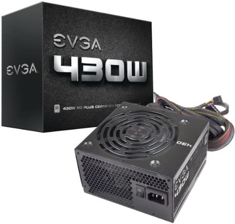 EVGA 100-W1-0430-KR 430W Power Supply