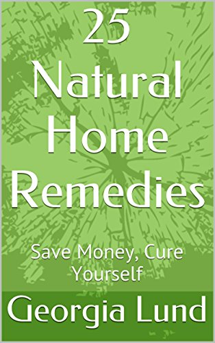 25 Natural Home Remedies: Save Money, Cure Yourself