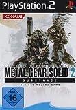 echange, troc Metal Gear Solid 2 - Substance [import allemand]