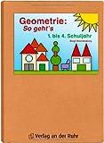 Geometrie: So geht's: 1. bis 4. Schuljahr