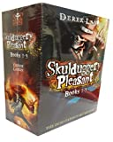 Derek Landy Derek Landy Skulduggery Pleasant - 3 books 1-3 Collection Pack Set The faceless Ones, Playing With Fire