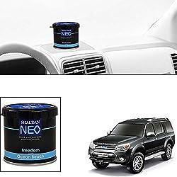 Vheelocityin Shalden Ocean Breeze Car Perfume Car Air Freshener for Ford Endeavour Old
