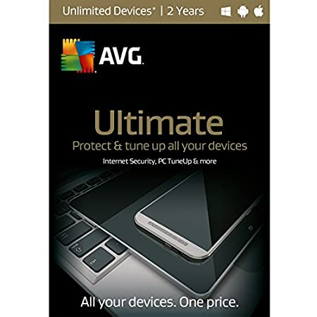 AVG Ultimate | Unlimited Devices| 2 Years