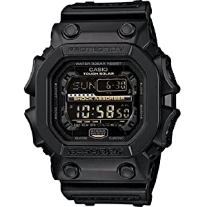 G-Shock - Big Digital Matte Black (Limited Edition) Watch In Black