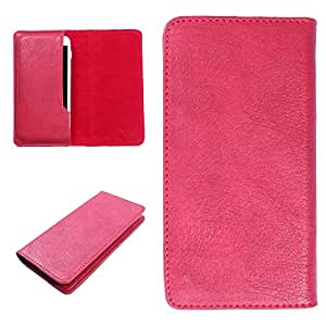 DooDa PU Leather Case Cover For Karbonn A19