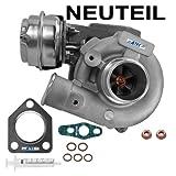 1x Turbocompressore incl. kit di montaggio BMW SERIE 3 E46 318 d 320 d SERIE 5 E39 520 d;