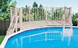 Above Ground Swimming Pool Deck Kit - 5ft. x 13.5ft.