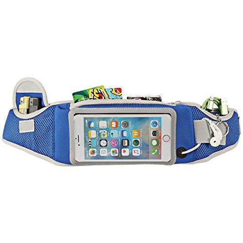 aimic-sports-running-waist-pack-runner-beltlightweight-reflective-pack-exercise-waist-bag-for-iphone