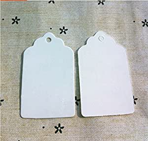 ... Tags Crafts Postcards Wedding Gift Tag Label Card: Health & Personal