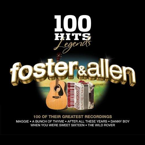 100-hits-legends-foster-allen