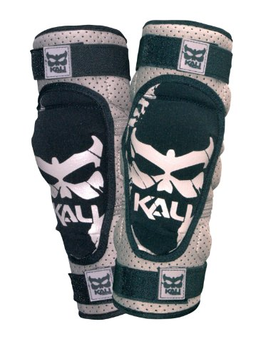 Kali Protectives Veda Torn Elbow Guard, Black/Grey, X-Large (Kali Gear compare prices)