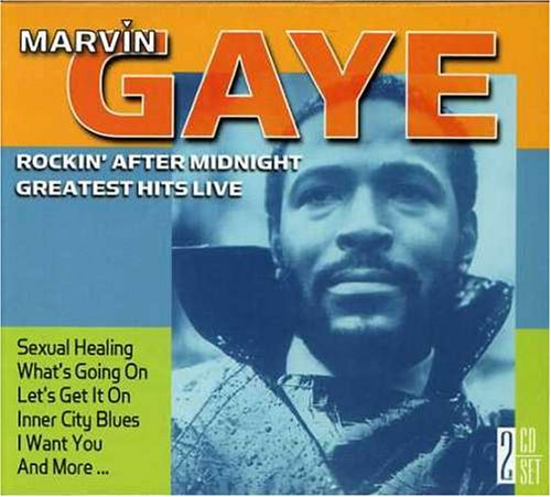 Marvin Gaye - Greatest Hits/Rockin
