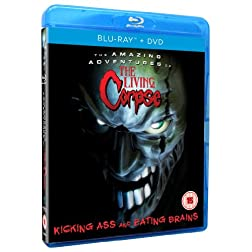 Amazing Adventures of the Living Corpse the Blu-Ra [Blu-ray]