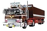 青島文化教材社 1/32 バリューデコトラシリーズ 鉄屑のステージ 平箱トレーラー プラモデル Vol.41