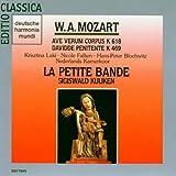 Mozart: Ave Verum Corpus & Davidde Penitente / Kuijken
