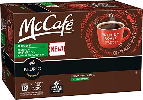 McCafé Premium Medium Roast DECAF K-Cup Packs - 12 count (Keurig Mccafe Decaf compare prices)