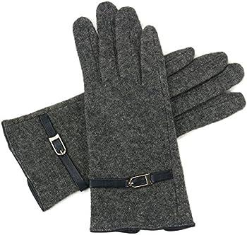 Alpine Swiss Womens Wool Gloves