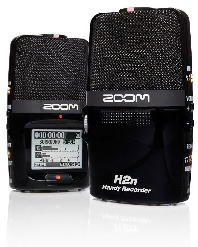 Get 'Zoom H2n Handy Recorder' on AmazonUK