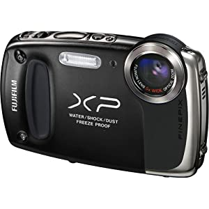 Fujifilm FinePix XP50 Digital Camera (Black)