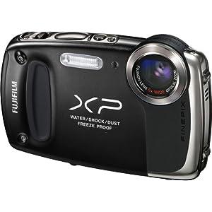Fujifilm FinePix XP50 Digital Camera (Black)