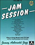 echange, troc  - AEBERSOLD JAMEY - Tout instrument- Divers Auteurs - 34 Jam Session + 2Cd