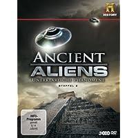 Ancient Aliens - Unerklärliche Phänomene, Staffel 2 [3 DVDs]