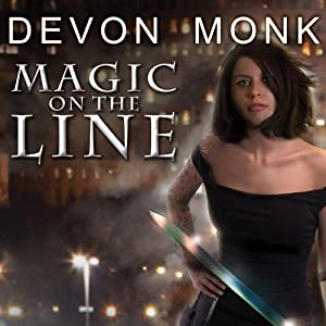Magic on the Line: Allie Beckstrom Series, Book 7 | [Devon Monk]