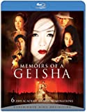 Memoirs of a Geisha [Blu-ray] (Bilingual)