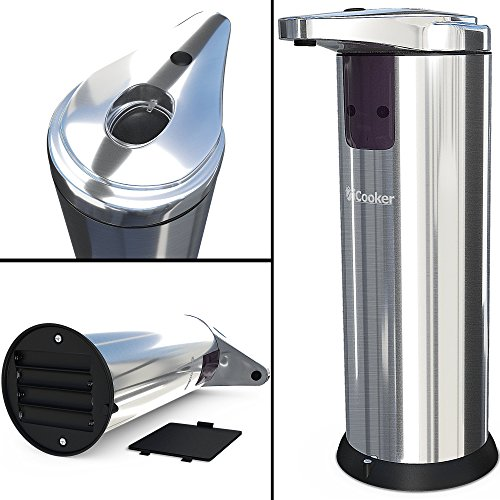 Soap Dispenser Automatic Kitchen Touchless Sensor