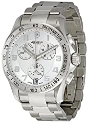 Victorinox Swiss Army Men's 241499 Silver Dial Chronograph Watch from Victorinox Swiss Army