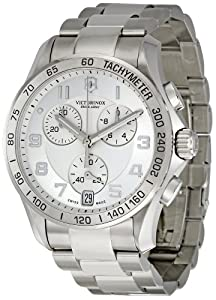Victorinox Swiss Army Men's 241499 Silver Dial Chronograph Watch by Victorinox Swiss Army