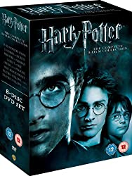 Harry Potter - The Complete 8-Film Collection [DVD] [2011]