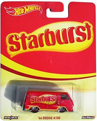 Hot Wheels Starburst '66 Dodge A100 Van - 1