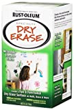 Rust-Oleum Dry Erase Paint-Gloss White