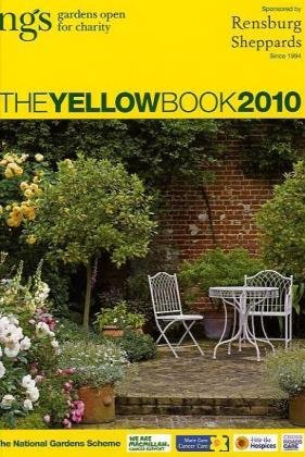 The Yellow Book 2010: NGS Gardens Open for Charity (National Gardens Scheme)