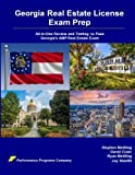 img - for Georgia Real Estate License Exam Prep: All-in-One Review and Testing to Pass Georgia's AMP Real Estate Exam book / textbook / text book