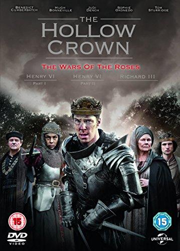 The Hollow Crown: The Wars of the Roses / ザ・ホロウ・クラウン:英国薔薇戦争 ≪英語のみ≫ [PAL-UK]
