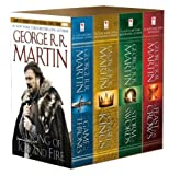 [GEORGE R. R. MARTIN'S A GAME OF THRONES 4-BOOK BOXED SET: A GAME OF THRONES, A CLASH OF KINGS, A STORM OF SWORDS, AND A FEAST FOR CROWS BY Martin, George R. R. ]Mass Market paperback ON Mar-2011