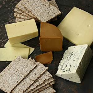 Scandinavian Cheese Assortment (2.4 pound) by igourmet