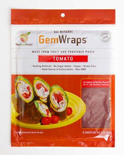Gemwraps® Tomato Sandwich Wrap