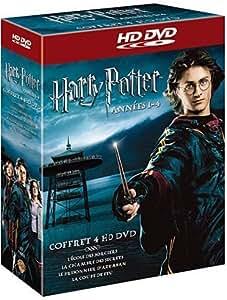 Coffret harry potter : 1, 2, 3 et 4 [HD DVD]