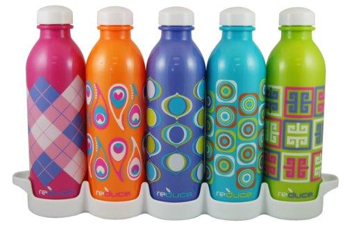 Reduce 01311 Water Week Cardigan Bottle, 16-Ounce front-36304